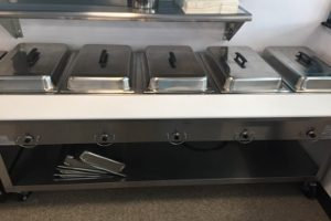 8 New Steam Table Lids